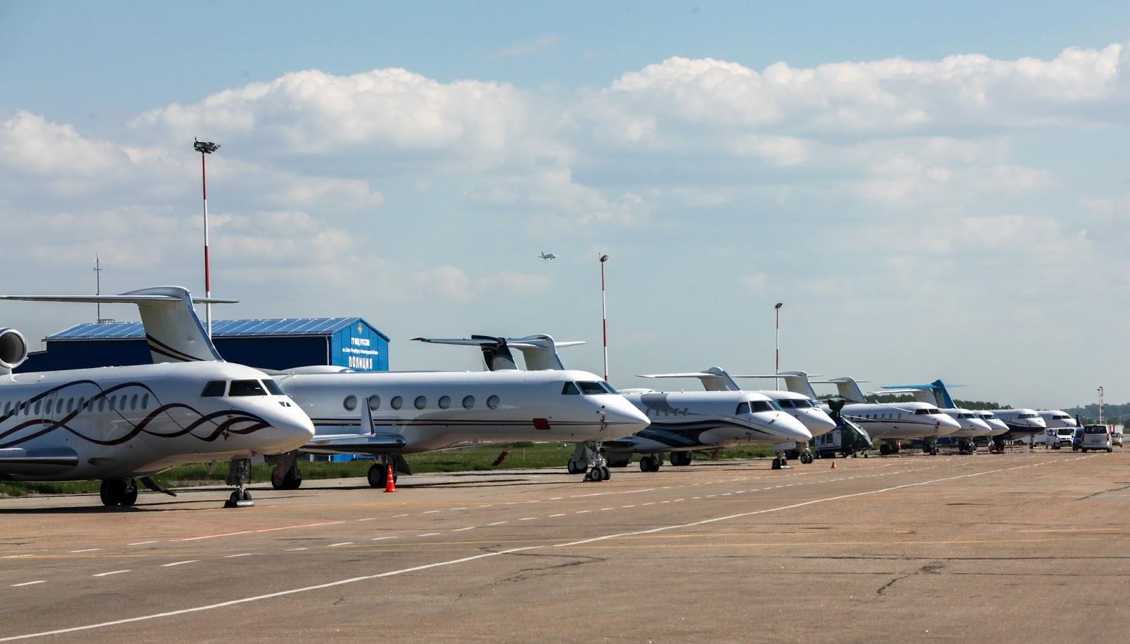 Pulkovo opens new terminal