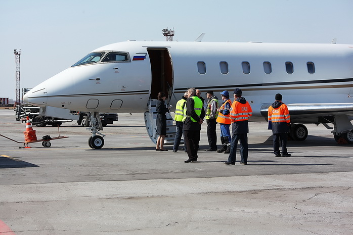 Tolmachevo Airport introduces new services for business aviation