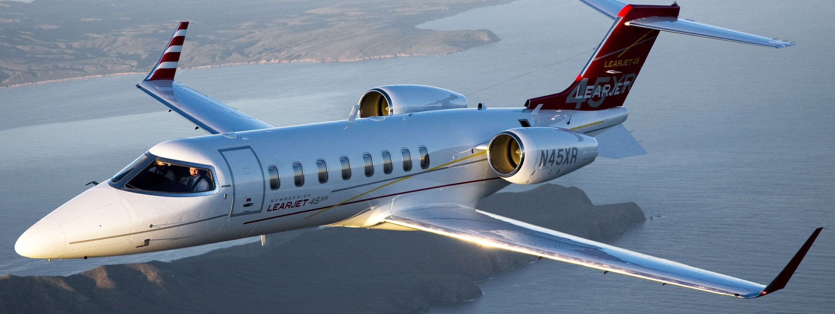 Learjet 45XR
