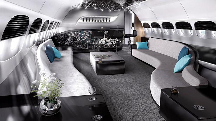 Самолеты наивысшего класса